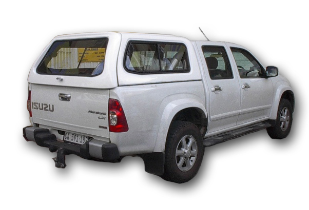 Isuzu Double Cab Elite (KB5)  sc 1 st  Canopy Choices & Isuzu Canopies - Canopy Choices